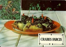 Crabes Farcis / Martinique - Recettes (cuisine)