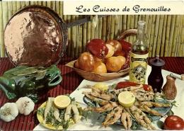 Cuisses De Grenouilles - Recettes (cuisine)