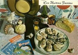 Huitres Farcies - Recettes (cuisine)