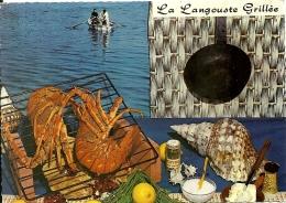 Langouste Grillée - Recettes (cuisine)