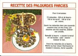 Palourdes Farcies - Recettes (cuisine)