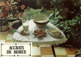 Accrats De Morue / Martinique - Recettes (cuisine)