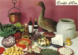 Confit D'Oie - Recettes (cuisine)
