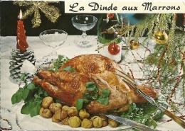 Dinde Aux Marrons - Recettes (cuisine)