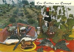 Cailles Sur Canapé - Recettes (cuisine)