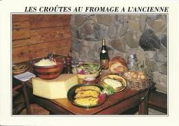 Croûtes Au Fromage à L'ancienne - Recettes (cuisine)