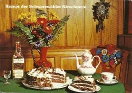 Schwarzwälder Kirschtorte - Recettes (cuisine)