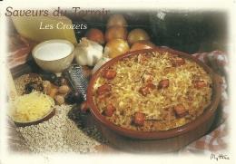 Crozets - Recettes (cuisine)