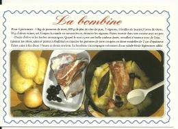 Bombine - Recettes (cuisine)