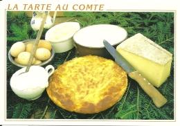 Tarte Au Comté - Recettes (cuisine)