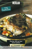 Merlan Sauce Pistou / Carte Recette - Recettes (cuisine)