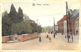 Rance - Grand'Rue (animée, Colorisée, Oldtimer, Edit Lambert-Gérin) - Sivry-Rance