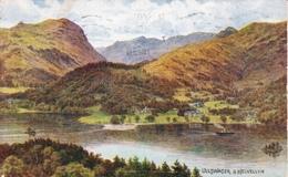A.R. Quinton -  Ullswater & Helvellyn In Cumbria  -   1495 - Quinton, AR