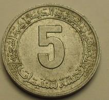 1974 ND - Algérie - Algeria - 5 CENTIMES, F.A.O., KM 106 - Algeria