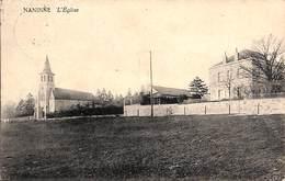 Nannine - L'Eglise (1924, Edit. Laflotte, Photo Bas-Oha 1923) - Namur