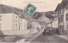 CERDON - Rue De Balme Et La Vieille Route - France