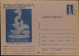 SERPENT - GLYCON ( S. II - II ),Fortuna      Entier Postal - Roumanie / Romania - Snakes