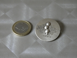 31éme CHAMPIONNAT DU MONDE  PETANQUE 1995. BRUXELLES BELGIQUE. - Boule/Pétanque