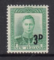 New Zealand MNH Michel Nr 321 From 1952 / Catw 0.40 EUR - Nieuw-Zeeland