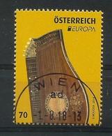 Österreich  2014  Mi.Nr. 3134 , EUROPA CEPT - Musikinstrumente - Gestempelt / Used / (o) - 1945-.... 2. Republik