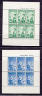 New Zealand MNH Michel Nr 374/75 Sheet From 1958 / Catw 30.00 EUR - Nieuw-Zeeland