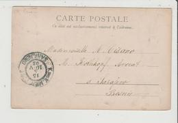 CPA - Oblitération Cachet SARAJEVO 1908 - Bosnie-Herzegovine