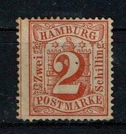 Hamburg Michel Nr.: 13 Ohne Gummi - Hamburg