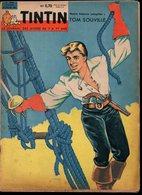 Tintin N°666 Construisez-vous Un Cerf-volant - Tom Souville Capitaine De Corsaires - Pour Traquer Les Champignons 1961 - Tintin