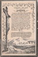 Angelina Aernouts-veremans-meerhout-antwerpen 1863 - Images Religieuses