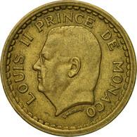 Monnaie, Monaco, Franc, Undated (1943), TB+, Cupro-Aluminium, Gadoury:MC 132 - Monaco
