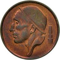 Monnaie, Belgique, Baudouin I, 50 Centimes, 1987, TB+, Bronze, KM:148.1 - 1951-1993: Baudouin I