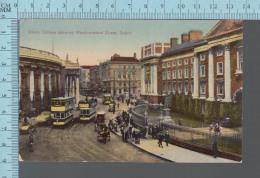 Dublin - Animated  Trinity College Showing Westmoreland Street   -  ED: Franco Portrait Studio - Iceland
