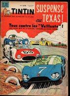 Tintin N°680 Dan Cooper - Le Bon Duc Jean Ier De Brabant - Chasse à L'autruche - Faites Vos Jeux - L'avion Cargo De 1961 - Tintin
