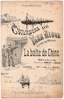 PARTITION MUSICALE *LA BOITE DE CHINE Chanson Bretonne  YANN NIBOR  MAYOL AMELET YVONNEK E.NAU L.FRANCE - Partitions Musicales Anciennes