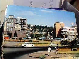ETIOPIA  ETHIOPIA  ADDIS ABABA - The Haile - Selassie I Star Square AUTO CAR VB1969  GU3044 - Ethiopia