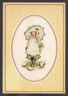 92188/ ENFANTS, Illustration, Fillette, Dessin *Holly Hobbie* - Disegni Infantili