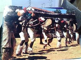 SUD SUID AFRICA AFRIKA DANCE ZOULU  VB1964  GU3045 - Sud Africa
