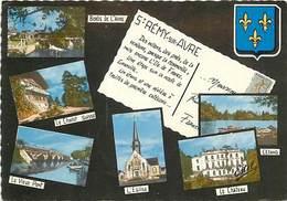 P-Mon18 - 3995  : SAINT REMY SUR AVRE - France