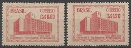LSJP BRAZIL BUILDING POST AND TELEGRAPH PERNAMBUCO 1951 - Brésil