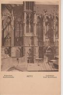 57 - METZ - CATHEDRALE COTE NORD OUEST- SHAL SERIE 11 N° 11 - Metz