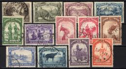 CONGO BELGA - 1931 - INDIGENI - USATI - Congo Belga