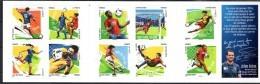 FRANCE     Carnet  N° 1278/87 * *  ( Cote 40e ) Euro  2016     Football  Soccer Fussball - Europees Kampioenschap (UEFA)