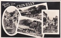 CLOVELLY MULTI VIEW - Clovelly
