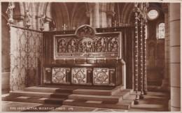 BUCKFAST ABBEY- THE HIGH ALTAR - England