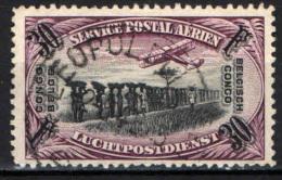 CONGO BELGA - 1930 - PORTATORI PER IL SAFARI - USATO - Congo Belga