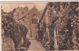 DULVERTON - CHURCH STREET - England