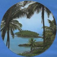 GUYANE FRANCAISE - ÎLES DU SALUT - L'Île Du Diable Vue De L'Île Royale / Devil Island View From Royal Island - Guyane