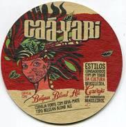 Lote B10, Brasil, Posavaso, Coaster, Bohemia, Caa Yari - Portavasos