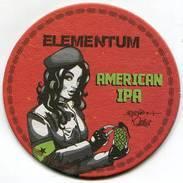 Lote B15, Brasil, Posavaso, Coaster, Elementum, American IPA - Portavasos