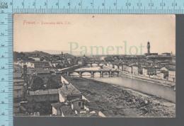 Firenze Florence -   Panorama Della Città  - ED: Stengel & Co 11467 - Irlande